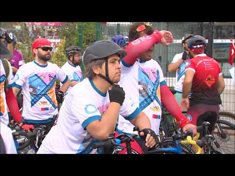 İBB'den Bisiklet Turu Etkinliği