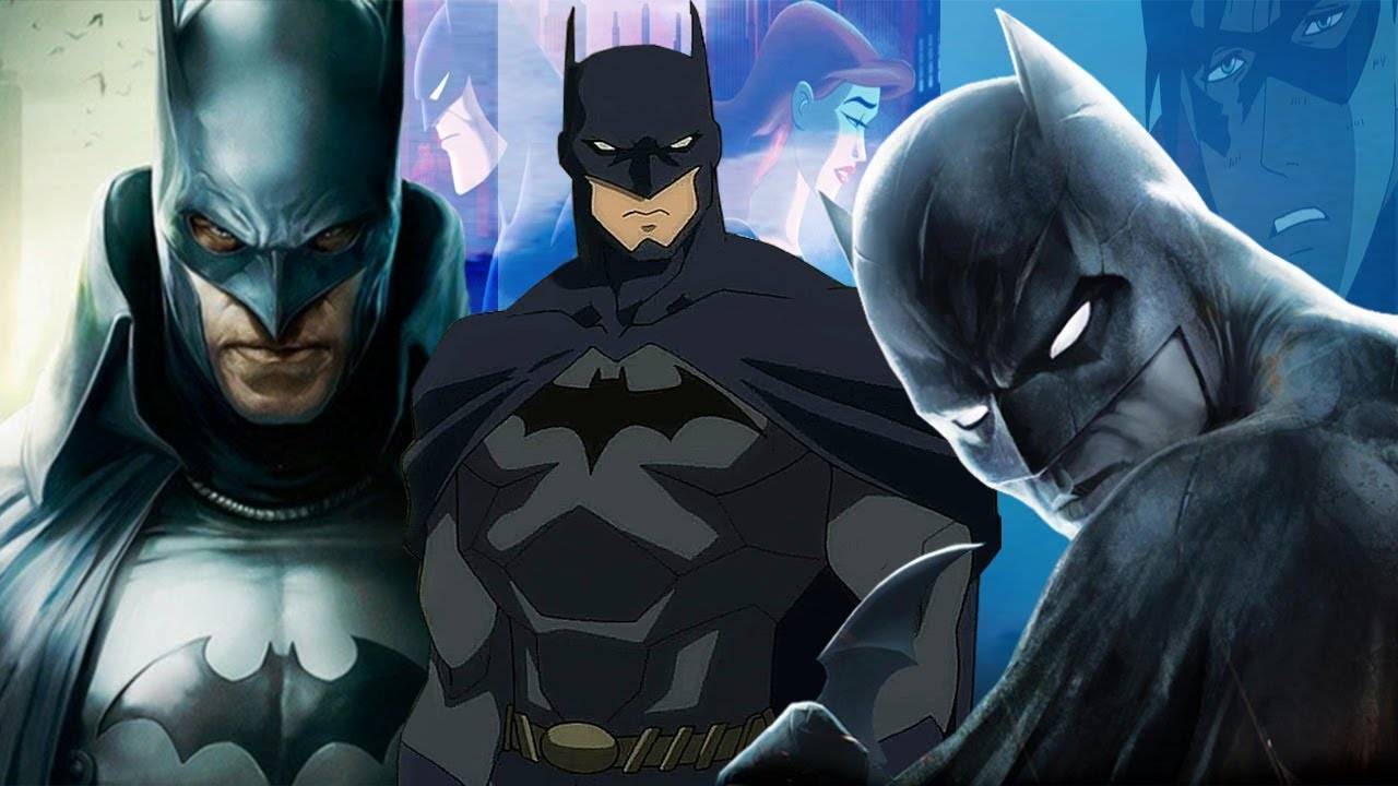 Download All Animated Batman Movies Ranked (Updated)