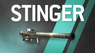 Stinger - Modern Warfare 2 Multiplayer Weapon Guide
