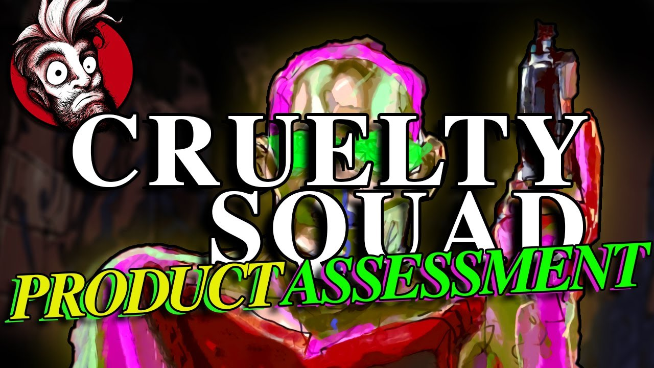 Cruelty Squad Review - A surreal immersive sim with lots of guts
