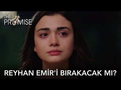 Reyhan Emir'i bırakıp gidecek mi? | Yemin 70. Bölüm