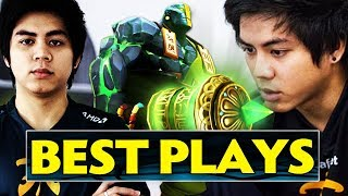 Fnatic.DJ MVP for Team Fnatic in 2018 - Best Plays Dota 2