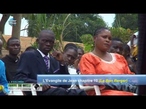 Parcours Missionnaires : N°01 Congo/Brazzaville 2010
