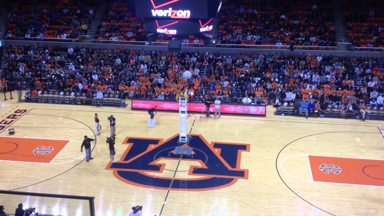 Auburn University Men S Basketball Halftime Show Feat A