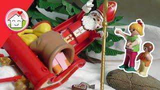 Playmobil Film deutsch - Nikolaus bei Familie Hauser - Kinderfilm