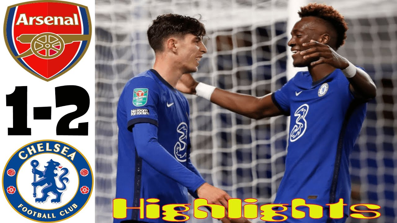 Download Arsenal vs Chelsea 1-2 Highlights All Goals (Club Friendly) 1.07.2021