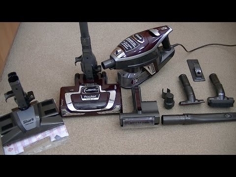 Shark HV320 Rocket True Pet Ultra Light Upright Vacuum Cleaner Unboxing & First Look