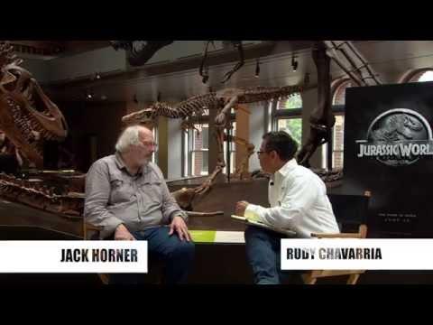 CWM Mentor Series: Jurassic World Jack Horner Paleontology (Consultant) Interview