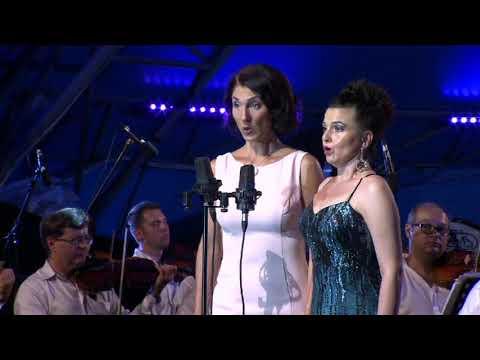 Mariana Nicolesco presents the Great Concert on the Esplanade of the Danube – Darclée Festival 2017