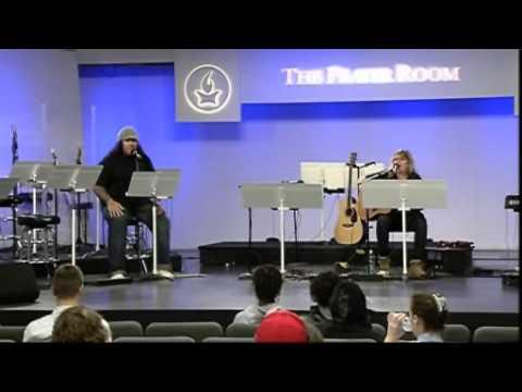 Reggae no Prayer Room do IHOP-KC