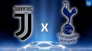 JUVENTUS X TOTTENHAM - CHAMPIONS LEAGUE (FIFA 18 GAMEPLAY)