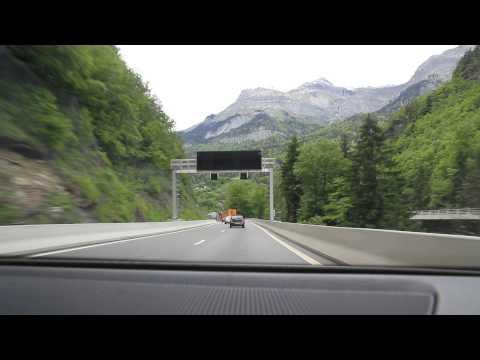 Route Blanche - Chamonix-Mont-Blanc, France