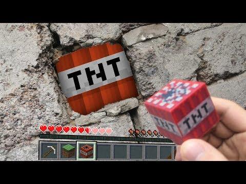 Топ 5 Майнкрафт в Реальной Жизни 😨 Top 5 Minecraft In Real Life Texture Pack 13+