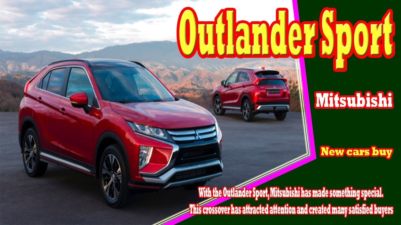 2018 mitsubishi sports car. beautiful car 2018 mitsubishi outlander sport  mitsubishi outlander sport release  date new cars buy inside sports car 0