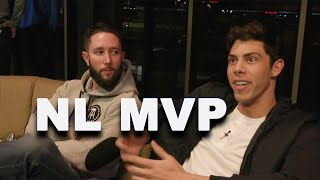 Baseball and TopGolf with NL Central Champs Christian Yelich, Eric Thames, Travis Shaw || Starting 9