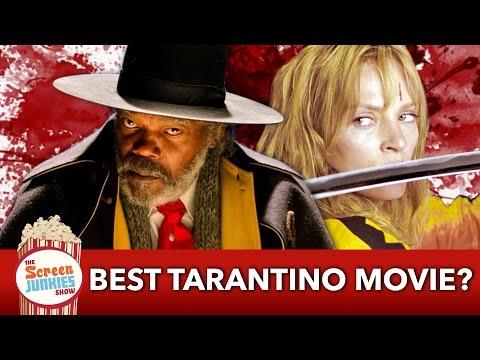 Best Tarantino Movie? - ScreenJunkies Show