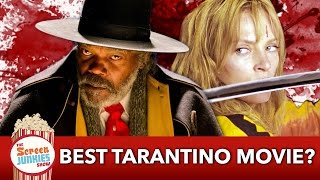 Best Tarantino Movie? - ScreenJunkies Show