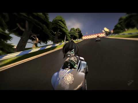 ModNation Racers  Exclusive Debut Trailer HD