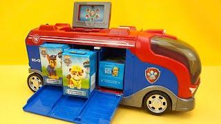 Щенячий Патруль сюрпризи та іграшки з мультика