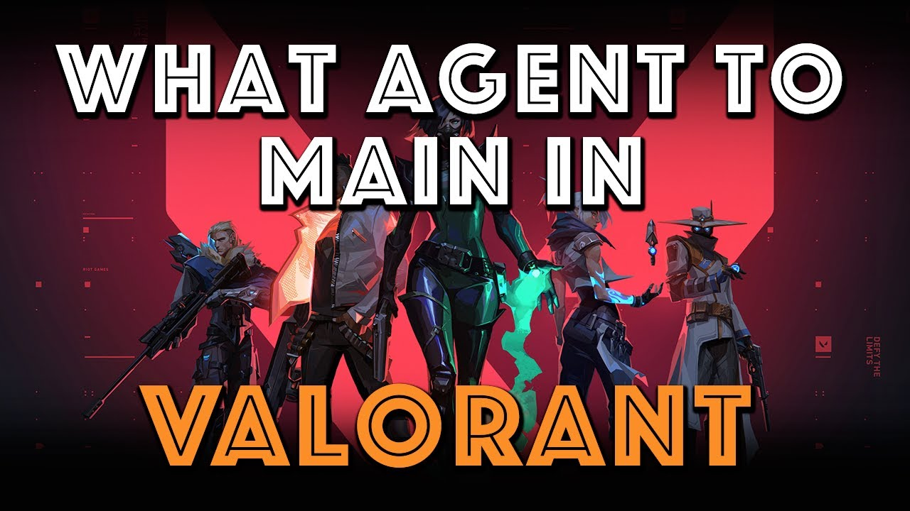Which Agent To Main in Valorant w/ Timestamps: All Agent abilities, Playstyles, & Roles