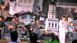 Keroncong Terbuka Johor 2010 Stambul Tinggal Kenangan Di Mersing