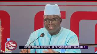 Histoire Général du Sénégal / Babacar Justin Ndiaye et Pr Penda Mbow reviennent sur la polémique