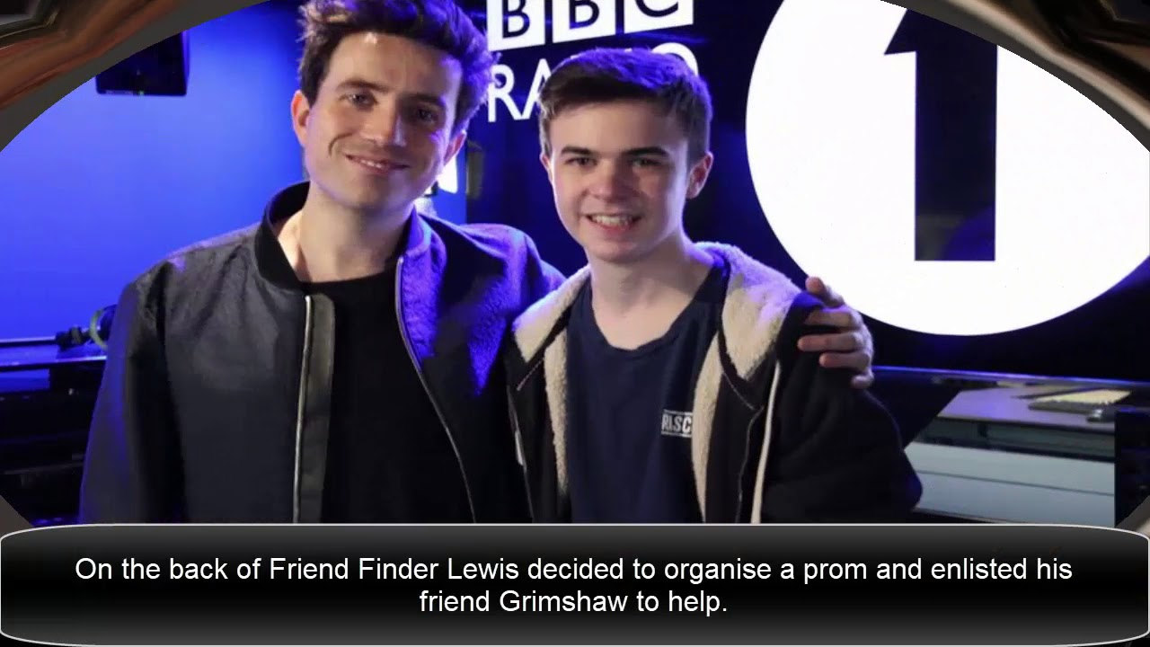 Teen friend finder