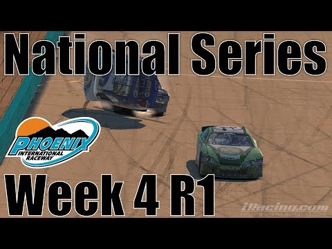 Fast , But Clumsy - National Series @ Old Phoenix - S2 W4 R1 2018 - Iracing