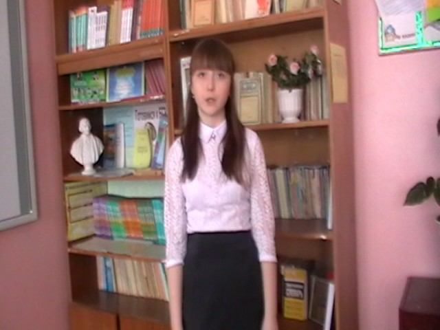 Изображение предпросмотра прочтения – ЛилияГиззатуллина читает произведение «Послушайте! (Послушайте! Ведь, если звезды зажигают…)» В.В.Маяковского