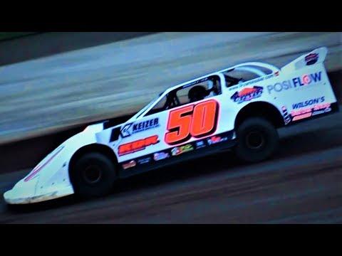 9-21-19 Late Model Heat 1 Oakshade Raceway