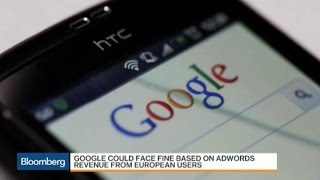 EU Threatens to Levy Large Fines on Google