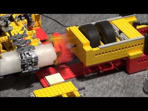 lego wheel test machine fchen funnycat tv. Black Bedroom Furniture Sets. Home Design Ideas