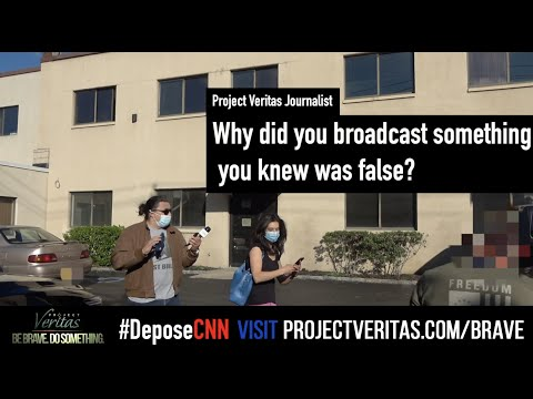 CNN Host Ana Cabrera REFUSES To Answer Questions Over Malicious ON-AIR Reporting About Veritas