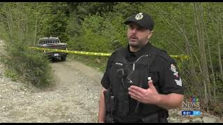Woman hospitalized after cougar attack