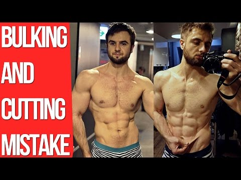 Bulking and Cutting - Are You Making This Mistake?