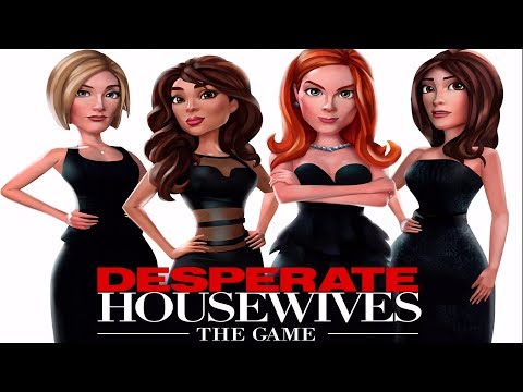 DESPERATE HOUSEWIVES App Game! - She's Back ;) - Episode 1 - Home Sweet Home
