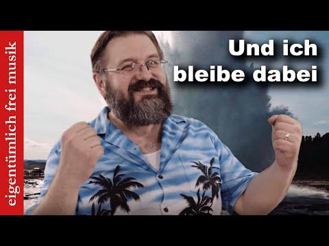 Der Martin: Und ich bleibe dabei (Ich lieb' CO2) - Official Video