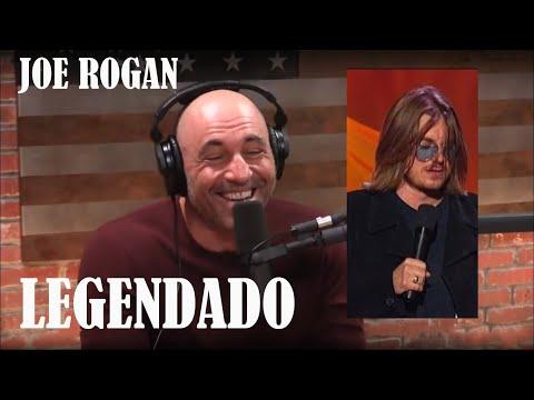 Joe Rogan sobre Mitch Hedberg (Legendado)