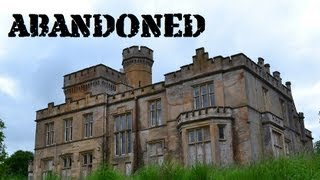 "Abandoned - Stunning Castle Style ""Psychiatric Hospital"" - Scotland, UK"