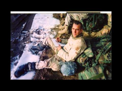 Brazos Valley Vets -- Wilson Dickey, Operation Iraqi Freedom