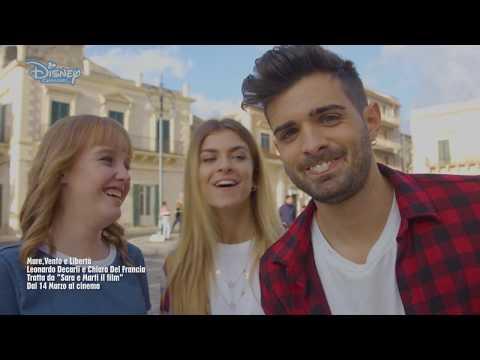 """Sara e Marti - Il FIlm """"Mare, Vento e Libertà"""" Feat. Decarli"""