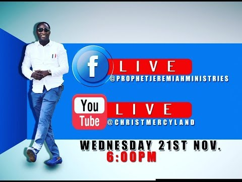 YOU ARE WATCHING SUNDAY BREAKTHROUGH SERVICE LIVE FROM LAGOS NIGERIA 27TH JAN. 2019