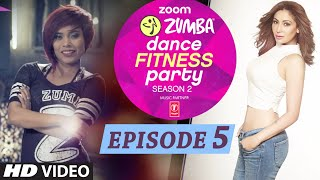 Download Zoom Zumba Dance Fitness Party Season 2 - Ep 05 | DJ Shillpi, Pallavi Sharda, Sucheta Pal | T-Series MP3 song and Music Video