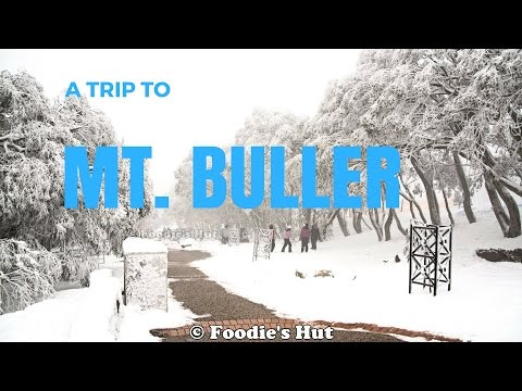 Travelouge: 10 Amazing Things we did @  Mount Buller( Melbourne) -By Foodie's Hut