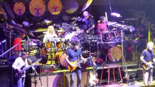 Dead & Company - Terrapin Station - 10-31-15 Madison Sq. Garden , NYC
