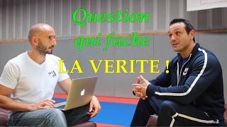 QUESTION QUI FACHE : dopé ou naturel ? LA VERITE - Enzo Foukra
