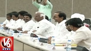 Telangana Govt Decides To Initiate Online System For Intermediate Admissions || V6 News