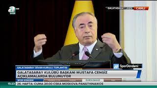 """Mustafa Cengiz: """"Ben kimseye köfte demedim"""""""