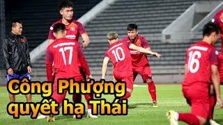 Thử Thách Bóng Đá đi Thái xem Công Phượng , Xuân Trường ĐT Việt Nam VS Thái Lan