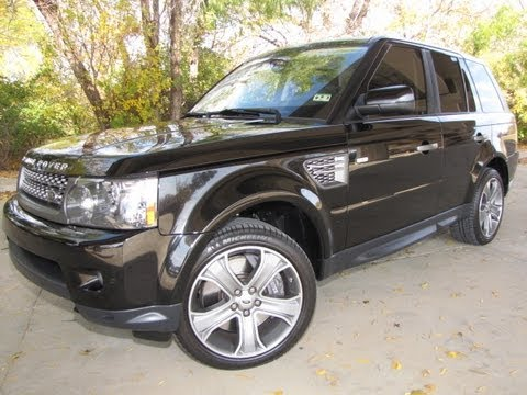for sale 2010 land rover range rover sport supercharged addison dallas texas youtube. Black Bedroom Furniture Sets. Home Design Ideas
